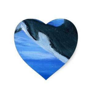 love killer whale