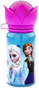 frozen water bottle