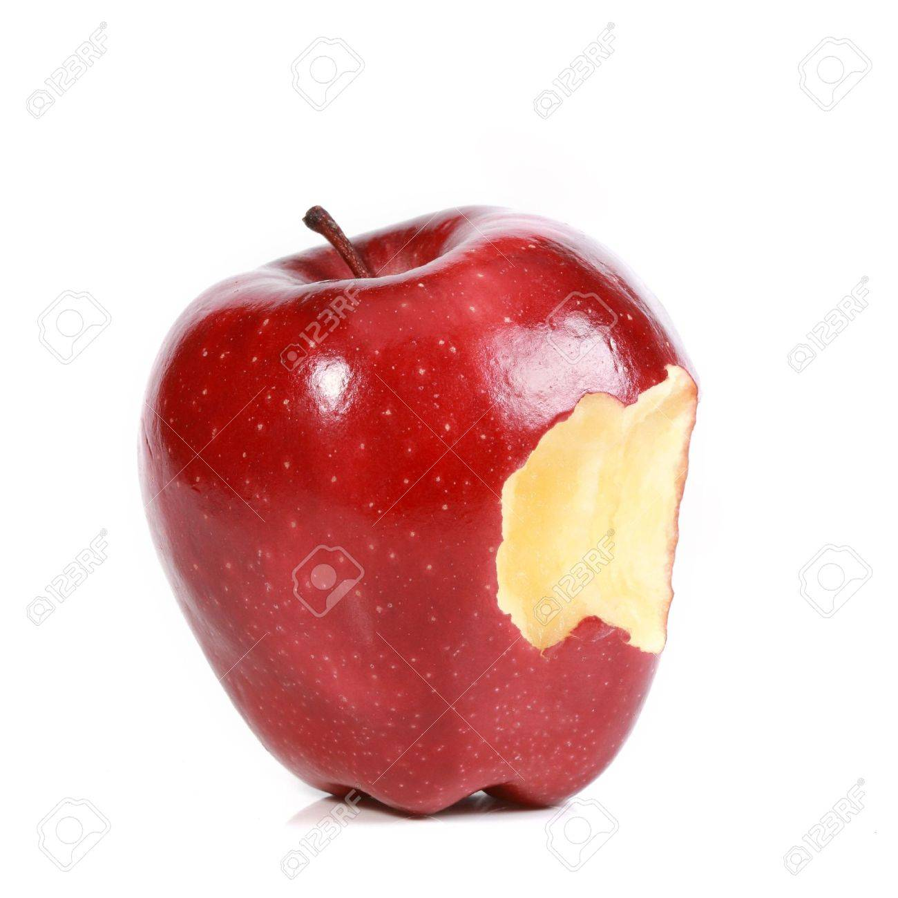 apple one bite